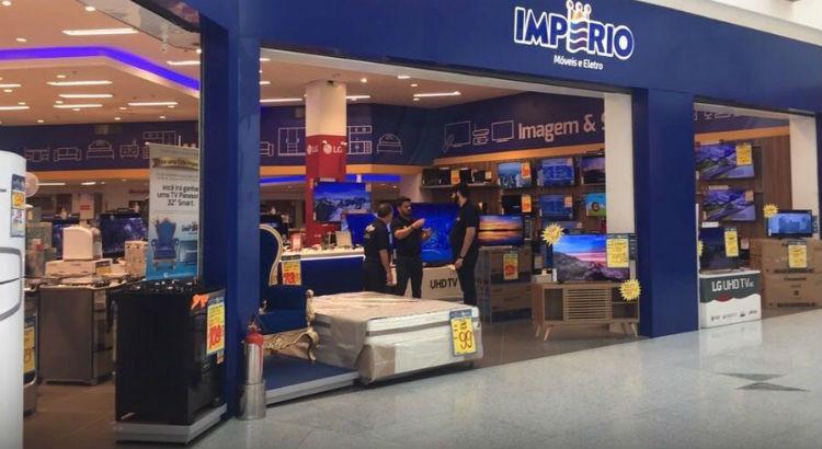 Inauguração da Loja Império Móveis e Eletro tem diversas promoções