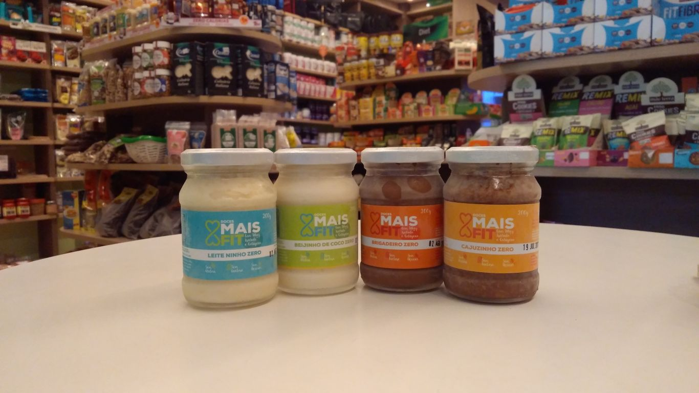 Onde encontrar sobremesas sem lactose no RioMar