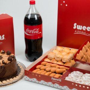 Sweets dispõe de kit festas para todas as comemorações