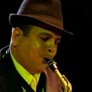Maestro Spok se apresenta durante o Barchef Jazz no RioMar Recife