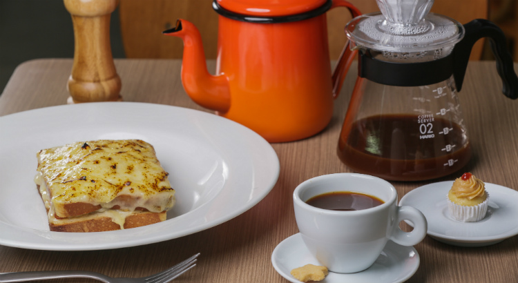 No Dia Nacional do Café, venha tomar um cafezinho no RioMar