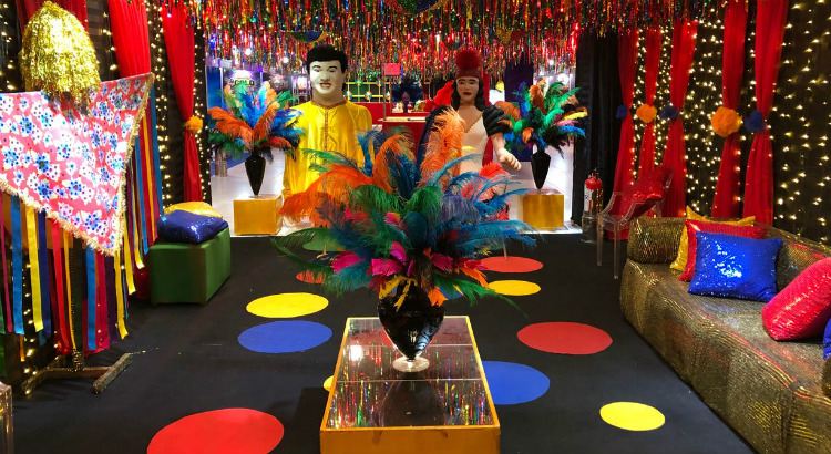 Cidade Seu Carnaval reúne serviços em um só lugar