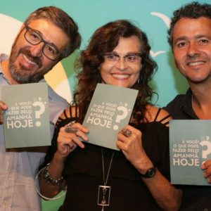 Evento Conexão Sustentável convidou público a refletir sobre o amanhã, hoje