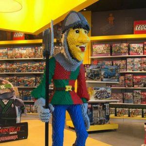 Quinzena de Criação LEGO brinca com a imaginação das crianças
