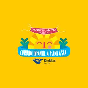 Divertilândia apresenta Corrida Infantil à Fantasia no RioMar