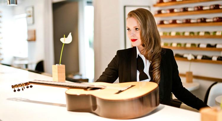 Teatro Eva Herz recebe violonista bielorrussa