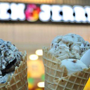 Sabores veganos são a novidade da sorveteria Ben & Jerry's