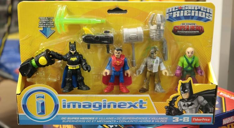 Conheça os brinquedos favoritos da criançada e acerte nos presentes