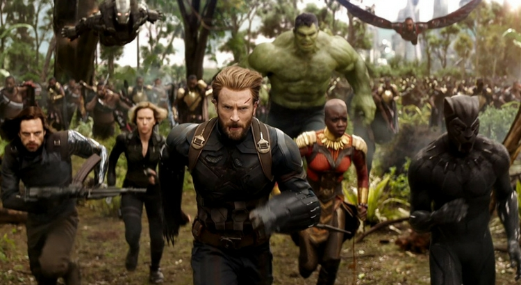 Lista Marvel, de Homem de Ferro a Vingadores: Guerra Infinita