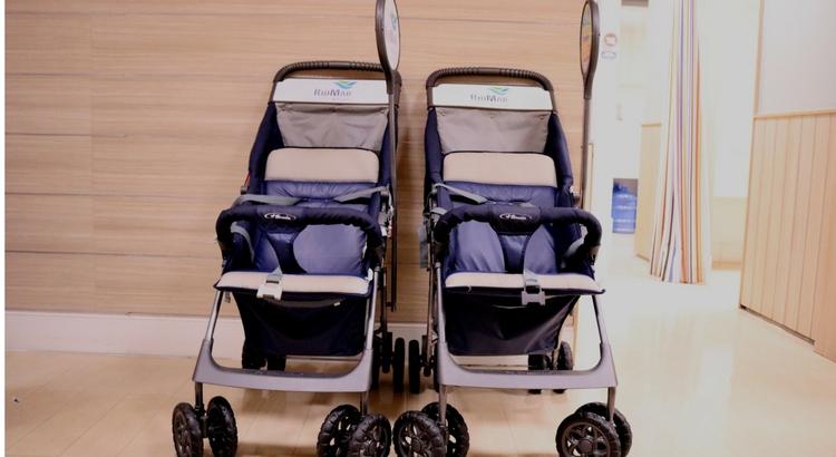 Carrinhos para bebês: ainda mais conforto para os pais no RioMar Recife