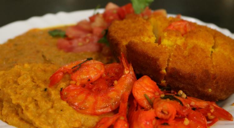 O que a baiana tem: você já provou o acarajé do Perini?