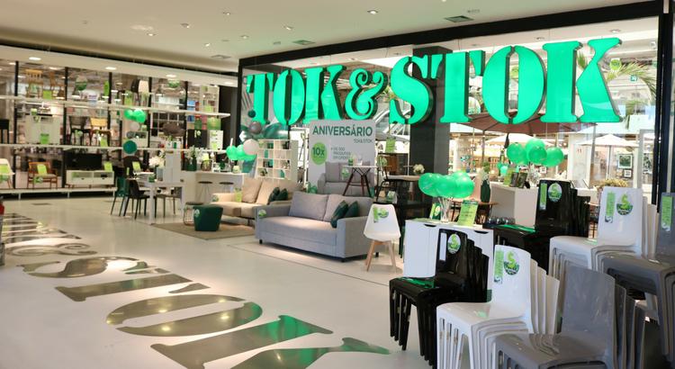 Tok&Stok comemora 40 anos de aniversário com promoções