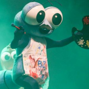 Bob Zoom anima o mês das crianças no RioMar