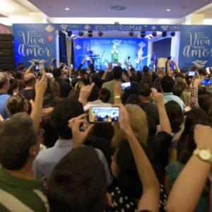 Shows gratuitos celebram o amor no RioMar
