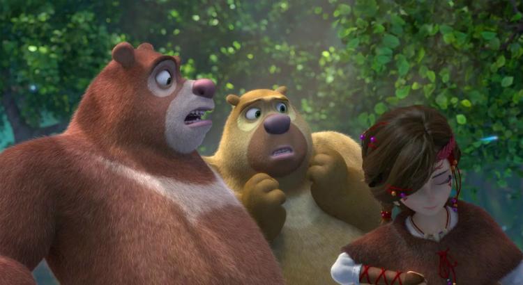 Fantástica, Uma Aventura no Mundo Boonie e Bears é o destaque das telonas