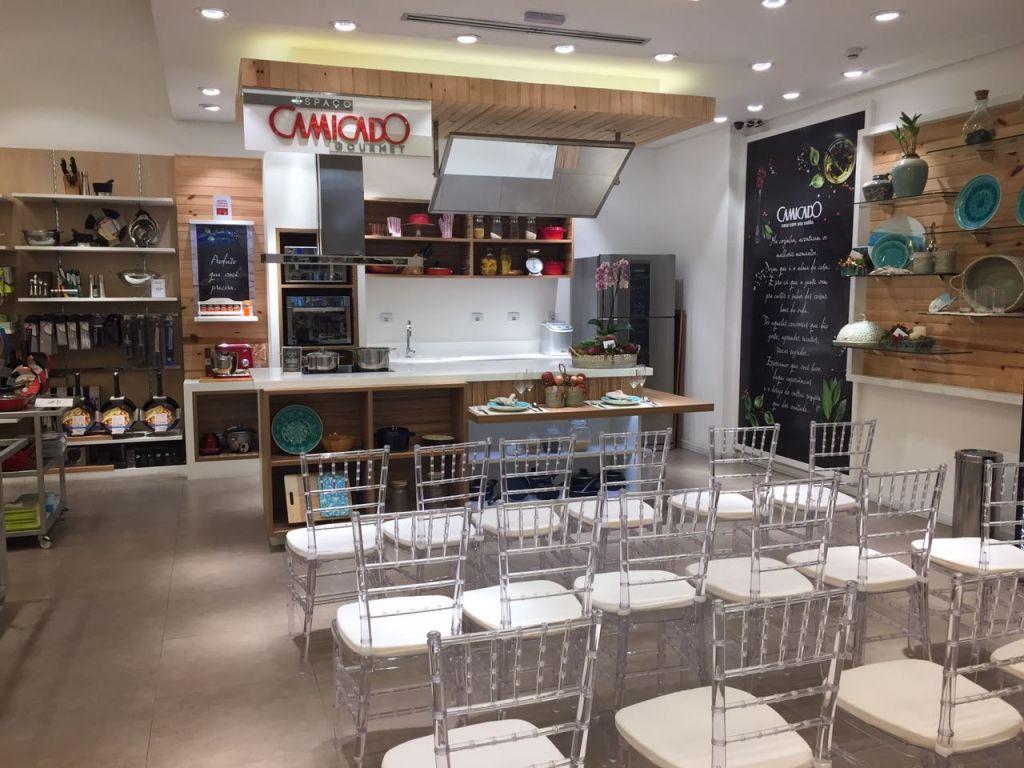 Loja Camicado no RioMar oferece diversas oficinas durante a semana