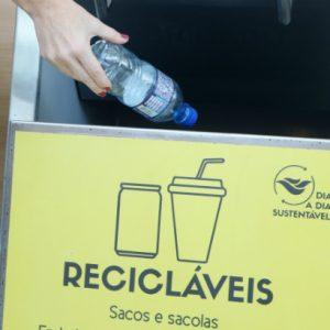 Parceria entre RioMar Recife e catadores beneficia o meio ambiente