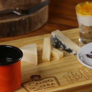 Será que café combina com queijo?