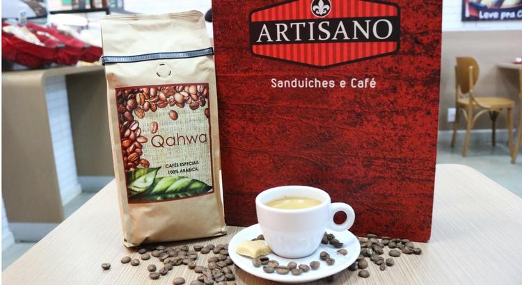 Café Qahwa: grãos especiais disponíveis na Artisano