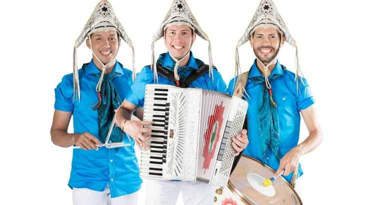 Feriado 7 de Setembro com Banda Fulô de Mandacaru no RioMar
