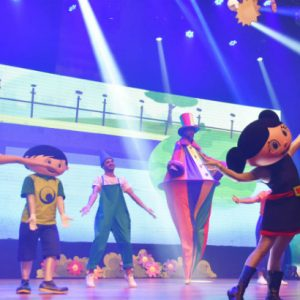 No mês das crianças, tem Show da Luna no Teatro RioMar