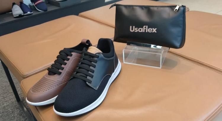 Presenteie seu pai com conforto e estilo na Usaflex