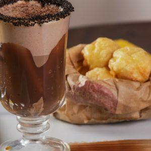 A delícia criada por Anna Corinna para o Circuito do Café
