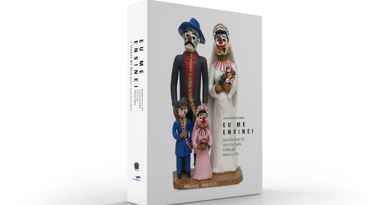 Livro sobre a arte popular brasileira será lançado no Sobrado 7