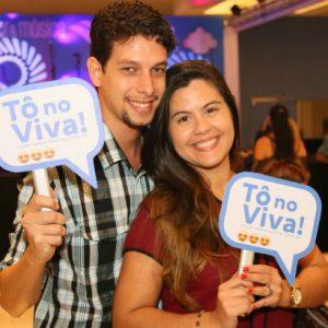 Dia dos Namorados antecipado com show do Túnel do Tempo