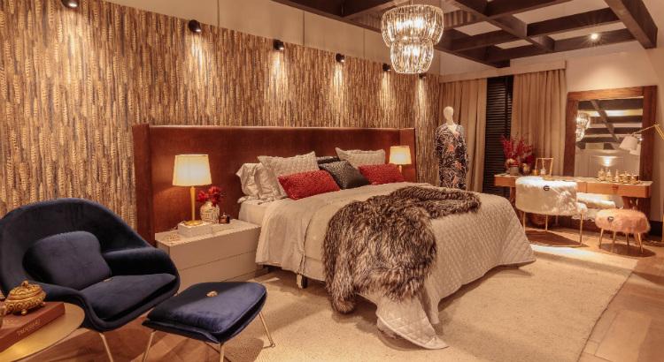 Quartos confortáveis e cheios de estilo