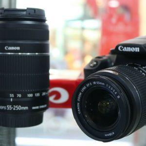 Câmeras para comemorar o Dia Mundial da Fotografia
