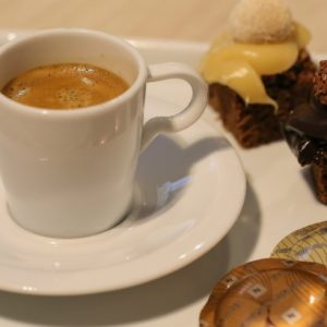 Onde tomar cafezinho no RioMar