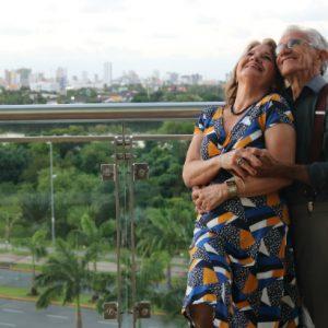 Um amor cheio de cumplicidade e admiração há mais de 50 anos
