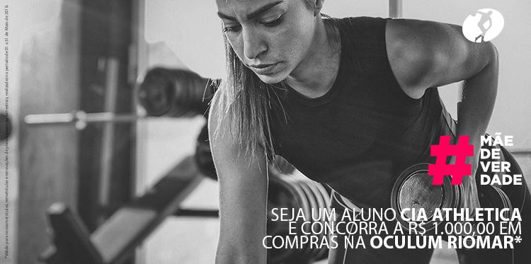 Cia Athletica fecha promoção com Oculum Recife