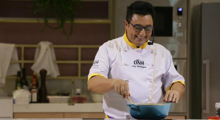 Chef Wellington cria menu inspirador para o Dia dos Namorados