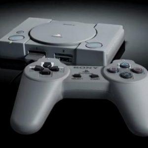 Sony anuncia seu primeiro Playstation em miniatura