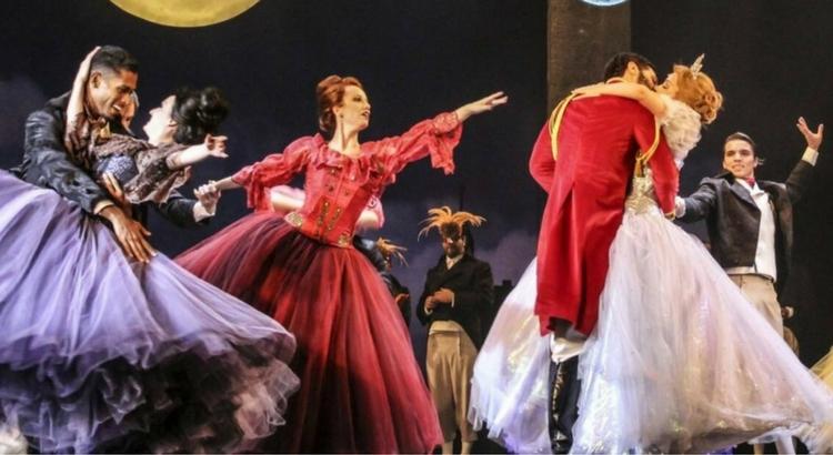 """""""Cinderella, O Musical"""" será exibido no Teatro RioMar"""