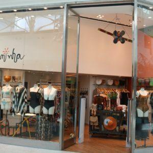 Sianinha inaugura loja com novas marcas
