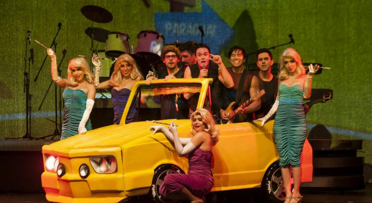 Teatro RioMar recebe musical sobre a trajetória do Mamonas Assassinas