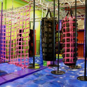 Jump Station é a nova sensação que inaugura no Game Station RioMar