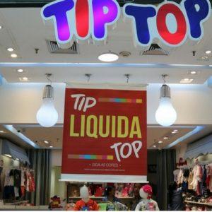 Tip Top promove tarde animada para os pequenos