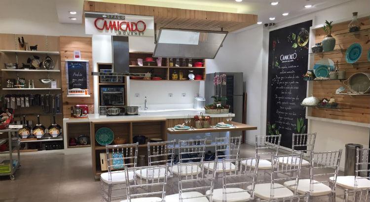 Camicado apresenta novas oficinas gastronômicas da semana