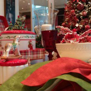 Vários tons no Natal da loja Cecília Dale
