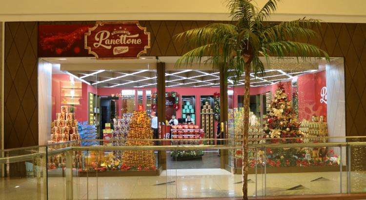 Empório do Panettone Bauducco traz delícias e beleza para o Natal