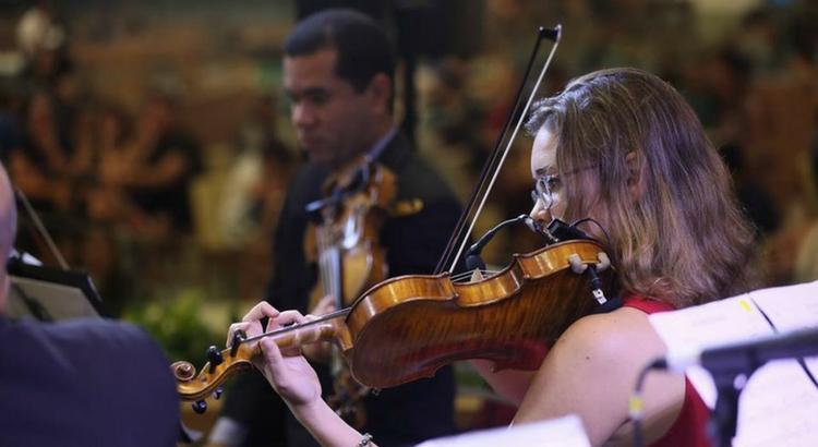 Domingo de Páscoa tem concerto com a Orquestra Matéria Prima