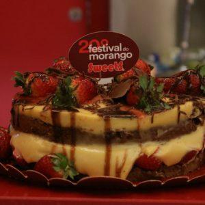 Tem início 20º Festival do Morango Sweets