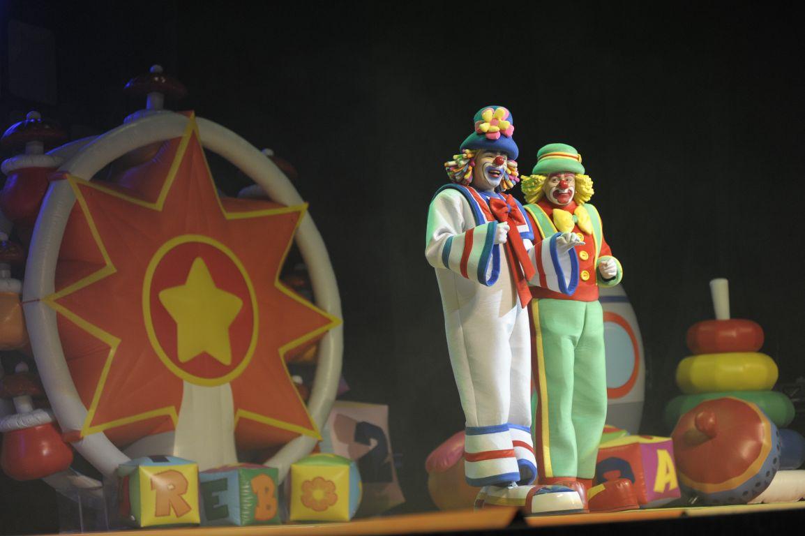 Conforto e comodidade marcam estrutura montada para o Festival das Crianças