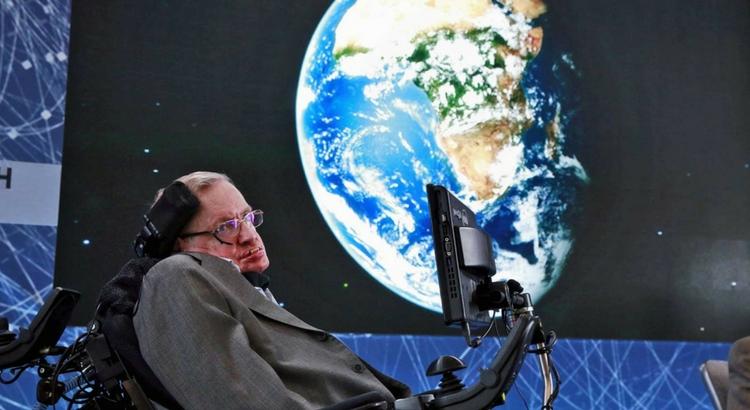 Obras de Stephen Hawking disponíveis no RioMar Recife