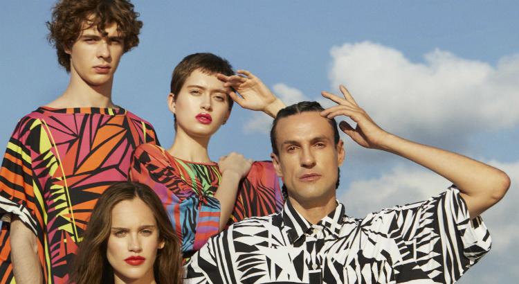 Nova coleção da UV Line desenhada pelo estilista Dudu Bertholini