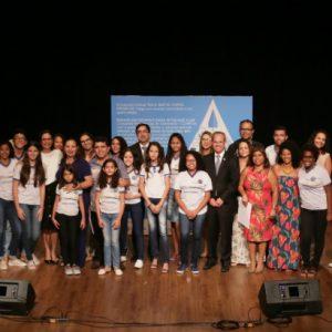 Crianças dão aula de sustentabilidade em Concurso da Água